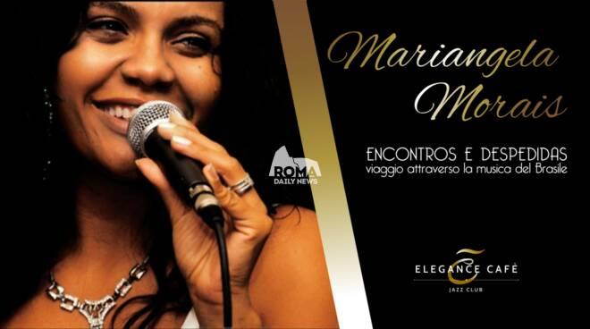 Mariangela Morais - UnLocked Elegance cafè -
