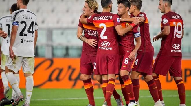 juventus-roma 1-3