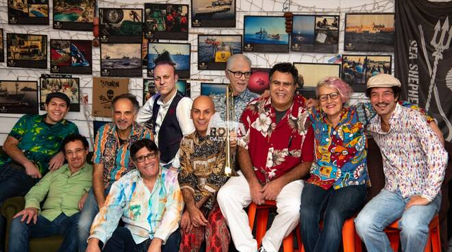 Funky's Retireds in concerto al Confusione Fest