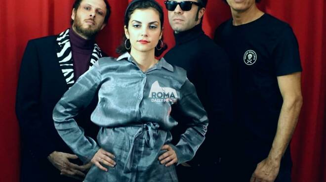 Lora & The Stalkers in concerto presso il Giardino Verano