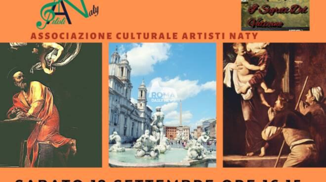 """Visita guidata \"""" Roma Barocca e l\'incantevole Caravaggio"""