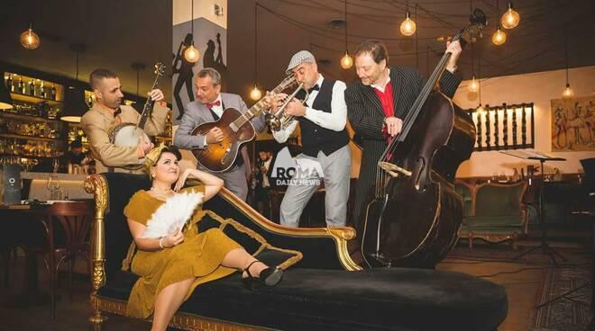 Swing Swing Swing a Village Celimontana: a seguire Sticky Bones in concerto