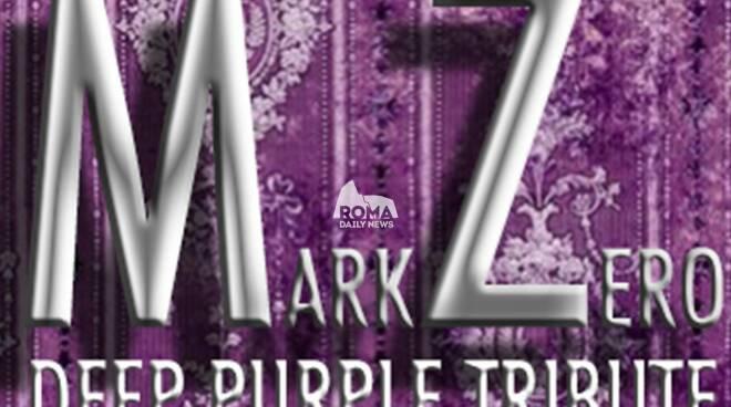 Mark Zero (Deep Purple Tribute) in concerto presso il Confusione Fest