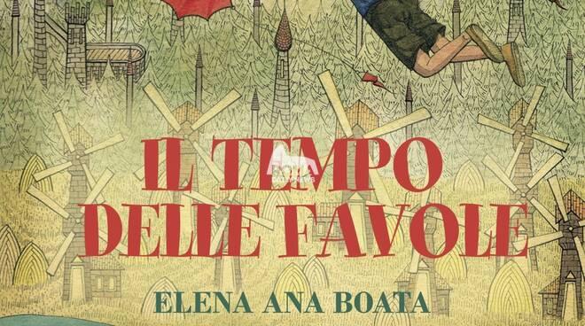 La scrittrice Elena Ana Boata vince il Premio Caffè delle Arti per la sezione narrativa edita per l\'infanzia