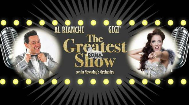 Al & Gigi' - The Greatest Show in concerto al Village Celimontana