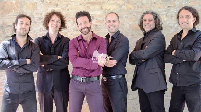 Bevo Solo Rock'n'roll al Village Celimontana: Marco Liotti & Fifty Fifty in concerto