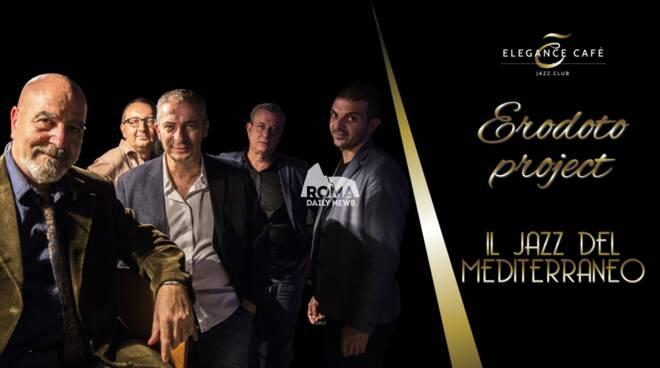 Erodoto Project - Il jazz del Mediterraneo