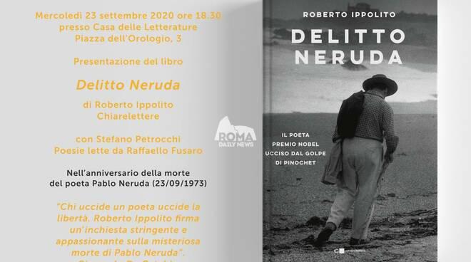 Delitto Neruda di Roberto Ippolito