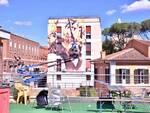 murales supernova jerico garbatella
