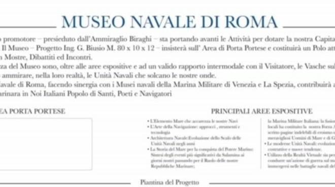 Museo Navale Roma