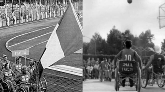 paralimpiadi roma 1960