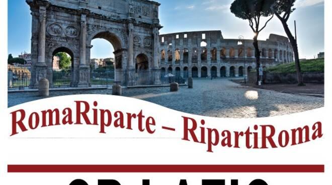 RomaRiparte – RipartiRoma