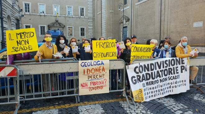 sit in idonei concorsone