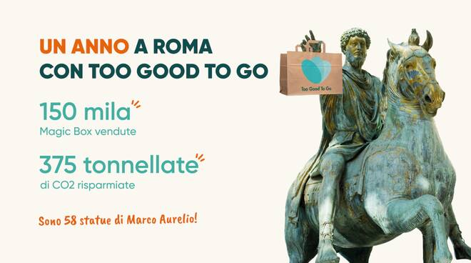 Too good to go Roma