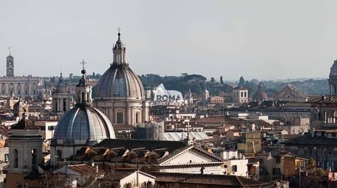 Le cupole di Roma: una visita col naso all\'insù