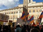 manifestazione armenia