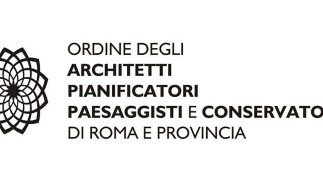 ordine degli architetti di roma