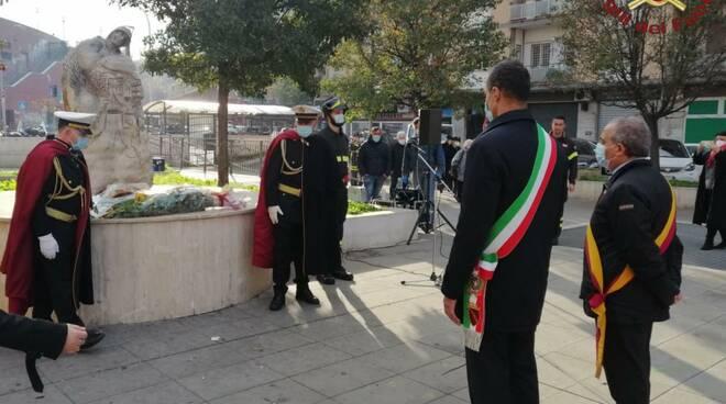 commemorazione vittime via ventotene