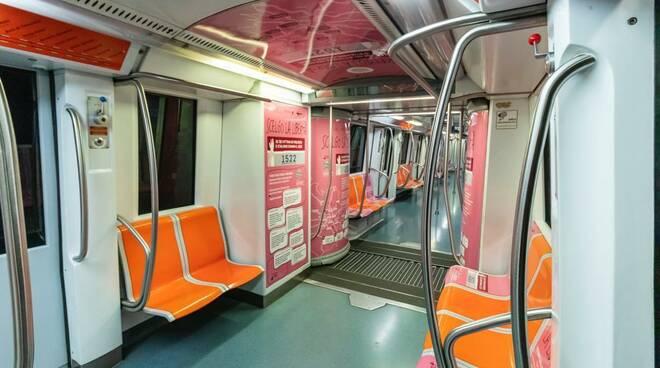 metro rosa