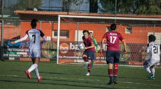 roma cf-pontedera 0-1