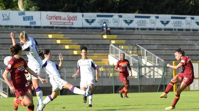 roma-fiorentina 2-2