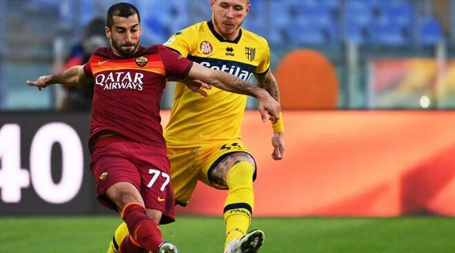 roma-parma 3-0