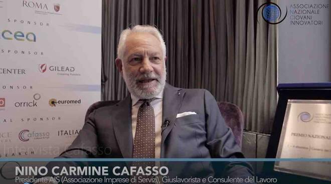 Premio ANGI 2020 - dott. Cafasso Presidente AIS