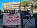 protesta dipendenti tribunale penale