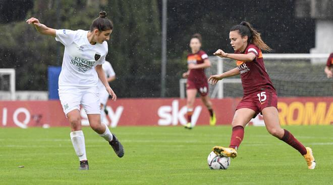 roma-florentia 1-1