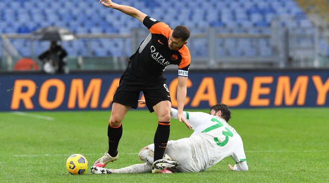 roma-sassuolo 0-0
