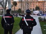 controlli anticovid carabinieri piazza vittorio