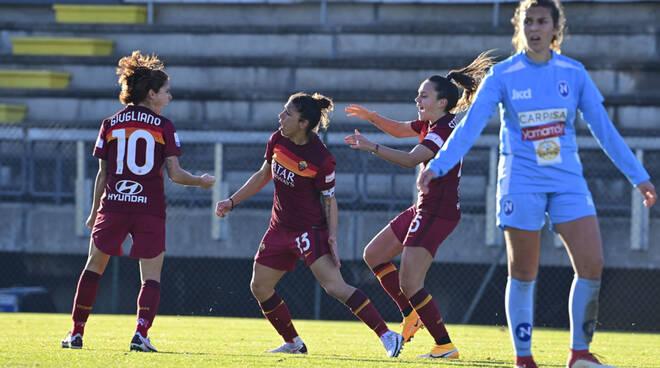 roma-napoli 3-2