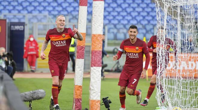 roma-spezia 4-3