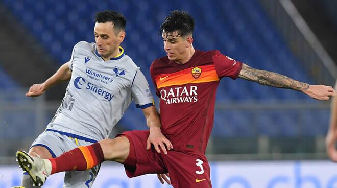 roma-verona 3-1