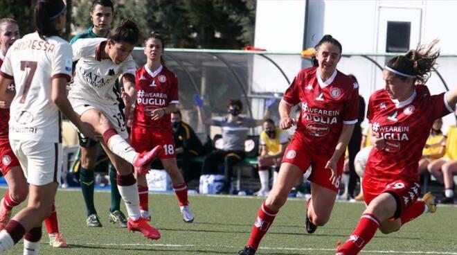 pink bari-roma 0-4