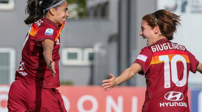 roma-florentia 6-1