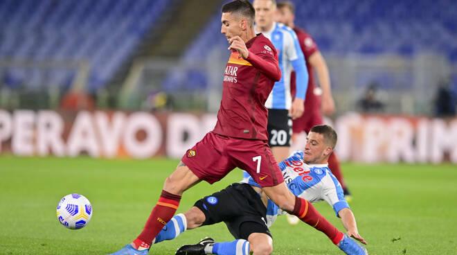 roma-napoli 0-2