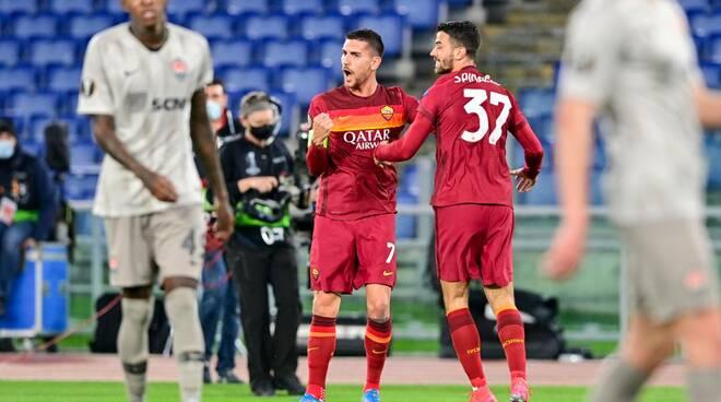 roma-shakhtar 3-0
