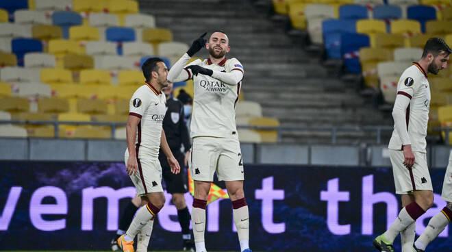 shakhtar-roma 1-2