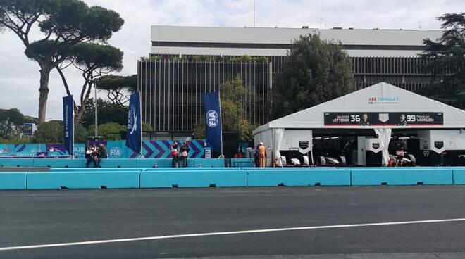 ePrix Roma