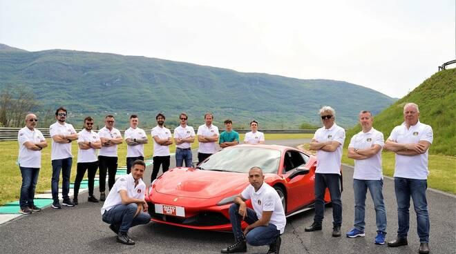 Ferrari Guinness World Record 2021