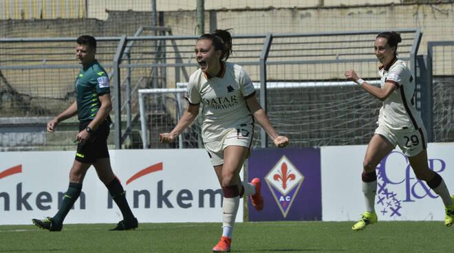 fiorentina-roma 1-2