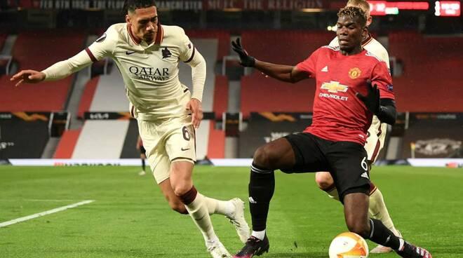man united-roma 6-2