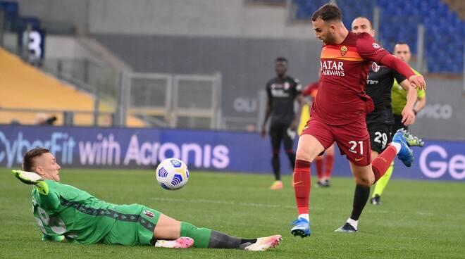 roma-bologna 1-0