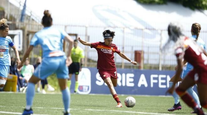 napoli-roma 2-2