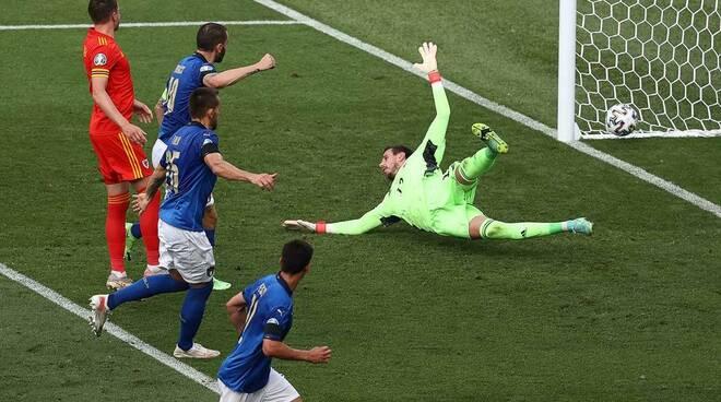 italia-galles 1-0