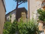 murales alberto sordi garbatella