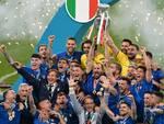 italia-inghilterra 1-1 dts 3-2 dcr, premiazione italia