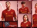 maglia home as roma 2021-22