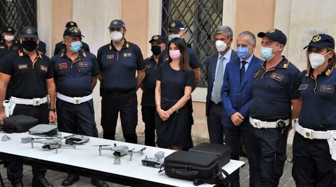 Polizia Locale di Roma Capitale